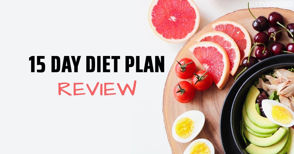 30 day diet challenge
