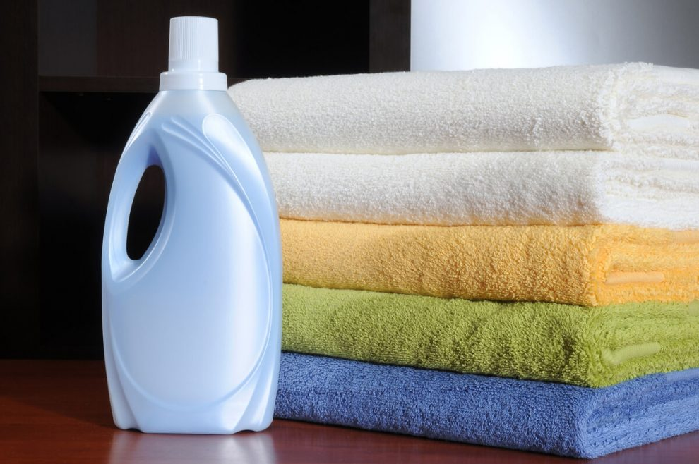 Chemical Free Cleaning Detergents DIY