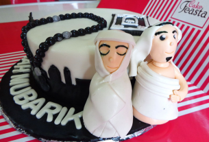 Ordering customized cakes and how to handle them