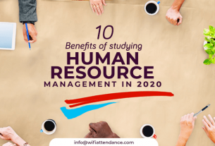 Reasons why you should study HR Management