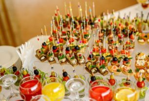 What do private catering services do